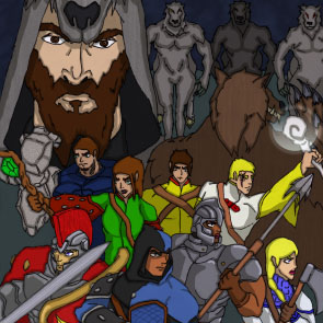 Arc 2: Wolf Cults